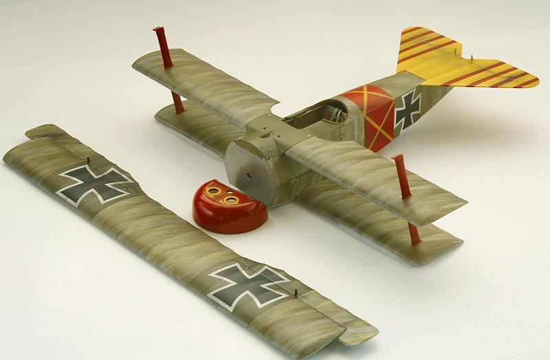 Wojtek Fojga Fokker Dr.1